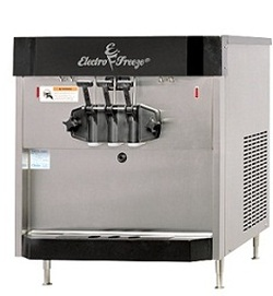 Electro Freeze CS 8 Soft Serve Machine with Compact Twist Counter